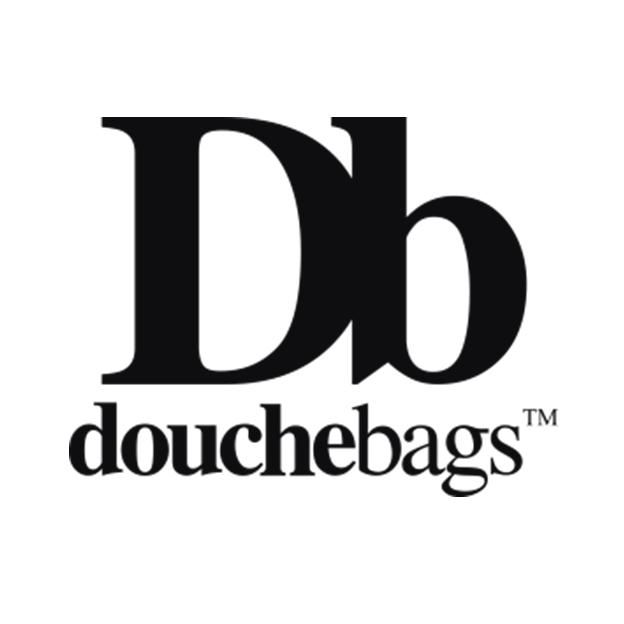 Douchebags logotyp
