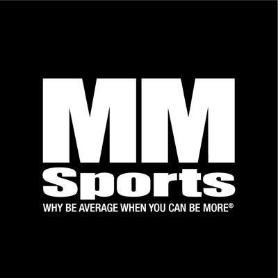MM Sports logotyp