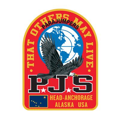 Parajumpers logotyp