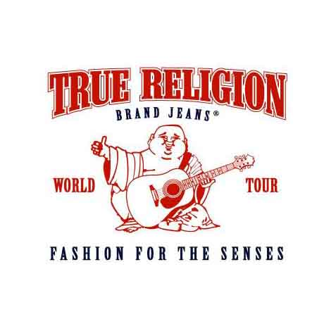 True Religion logotyp